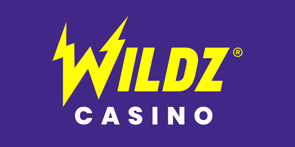 Wildz Casino logo, rectangle