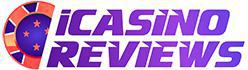 iCasinoReviews logo